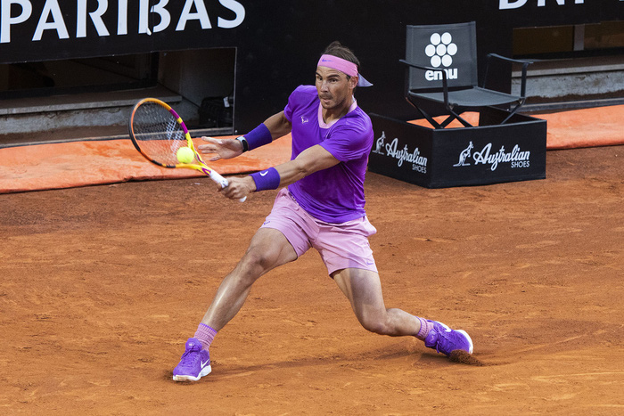 Đánh bại địch thủ Djokovic, Nadal lần thứ 10 vô địch Rome Masters - Ảnh 4.