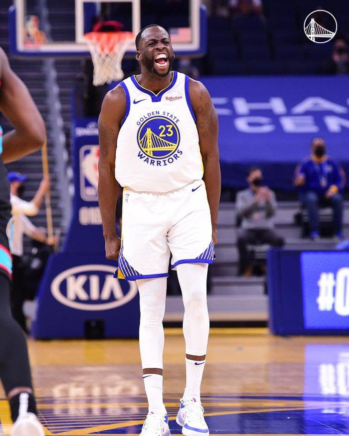 Bùng nổ với 46 điểm, Stephen Curry bảo toàn danh hiệu vua ghi điểm NBA 2021 - Ảnh 3.
