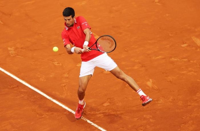 Đánh bại địch thủ Djokovic, Nadal lần thứ 10 vô địch Rome Masters - Ảnh 3.