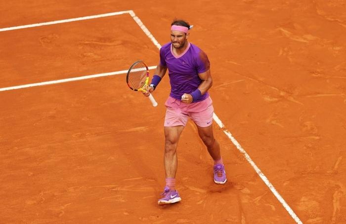 Đánh bại địch thủ Djokovic, Nadal lần thứ 10 vô địch Rome Masters - Ảnh 9.