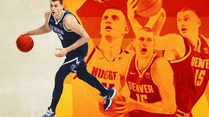 """Ngủ gục trong ngày NBA Draft, Nikola Jokic """"lột xác"""" trở thành trung phong toàn năng nhất NBA - Ảnh 1."""