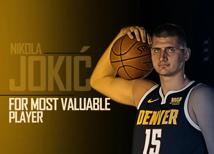 """Ngủ gục trong ngày NBA Draft, Nikola Jokic """"lột xác"""" trở thành trung phong toàn năng nhất NBA - Ảnh 3."""