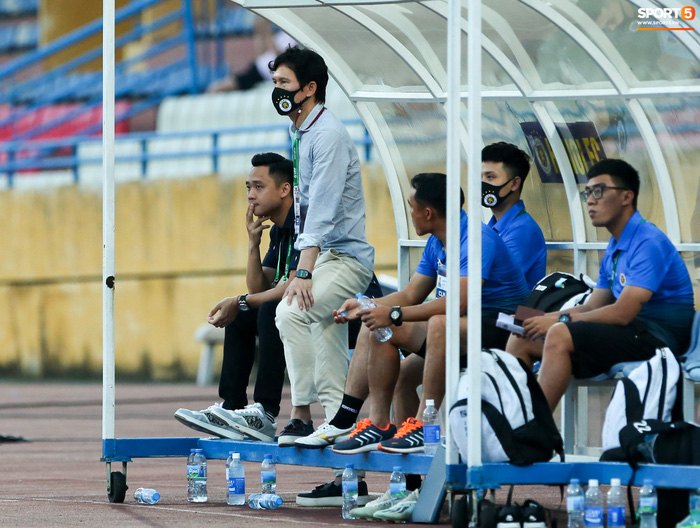 """HLV Hà Nội FC: """"Hoà Sài Gòn FC không khác gì thua"""" - Ảnh 1."""