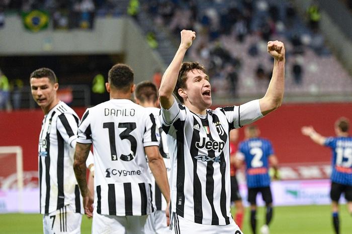 Juventus đăng quang Coppa Italia trong ngày Ronaldo tịt ngòi - Ảnh 1.