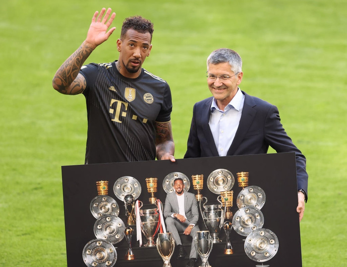 Bayern tri ân thuyền trưởng và 3 công thần trong ngày cuối cùng của mùa giải - Ảnh 4.