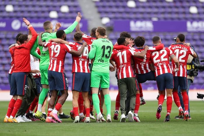 Lội ngược dòng ấn tượng, Atletico Madrid chính thức vô địch La Liga 2020/21 - Ảnh 7.