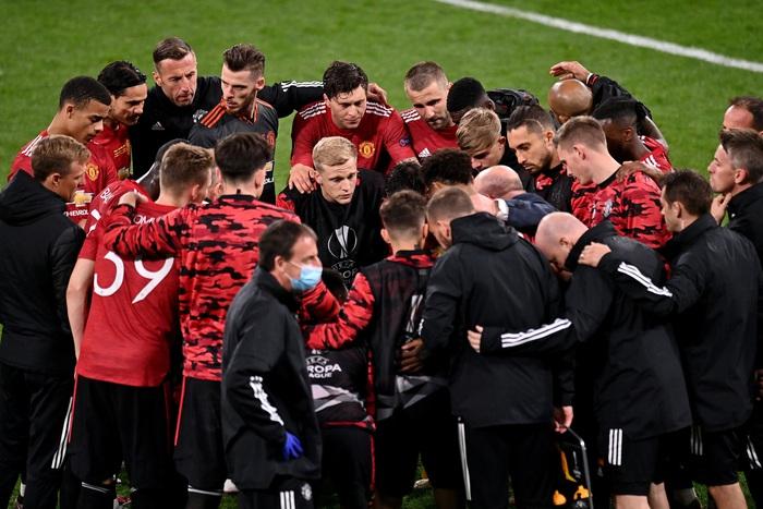 De Gea đá 11m hỏng ăn, MU gục ngã trên chấm luân lưu nghẹt thở bậc nhất lịch sử Europa League - Ảnh 9.