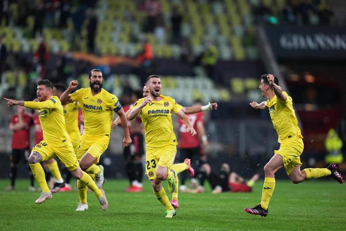 De Gea đá 11m hỏng ăn, MU gục ngã trên chấm luân lưu nghẹt thở bậc nhất lịch sử Europa League - Ảnh 12.
