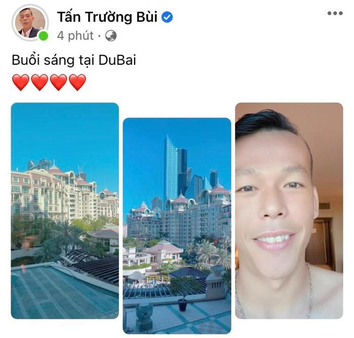 Bữa ăn ngon đầu tiên của tuyển Việt Nam tại khách sạn ở Dubai - Ảnh 6.