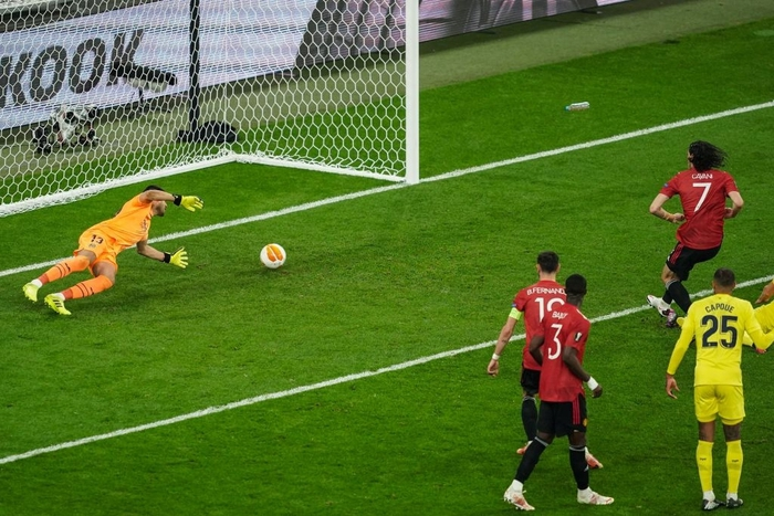 De Gea đá 11m hỏng ăn, MU gục ngã trên chấm luân lưu nghẹt thở bậc nhất lịch sử Europa League - Ảnh 5.