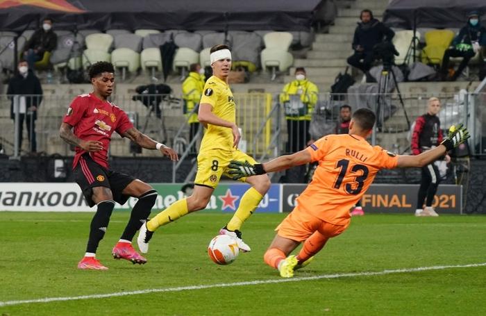 De Gea đá 11m hỏng ăn, MU gục ngã trên chấm luân lưu nghẹt thở bậc nhất lịch sử Europa League - Ảnh 7.