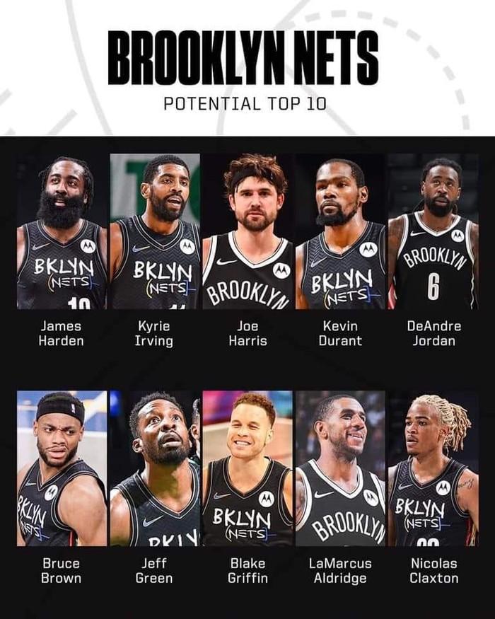 """Los Angeles Lakers và Brooklyn Nets, ai mới là đội bóng """"đáng ghét"""" nhất NBA? - Ảnh 1."""
