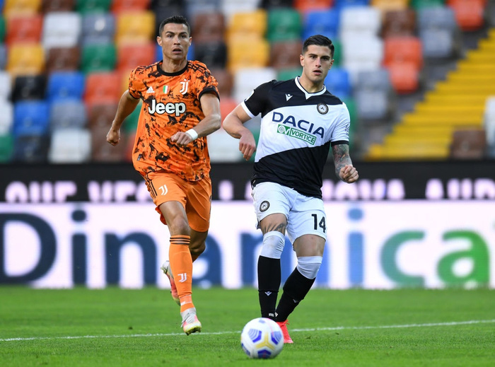 Ronaldo lập cú đúp trong 7 phút, Juventus lội ngược dòng để trở lại top 4 - ảnh 5