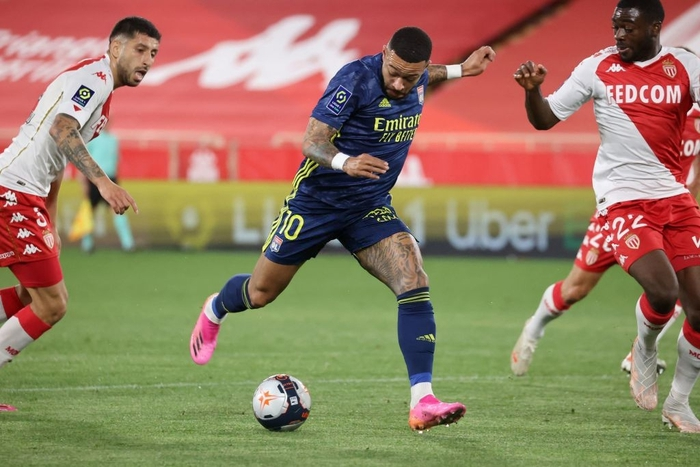 Đánh nhau cực căng sau trận Monaco và Lyon, 4 thẻ đỏ chia đều hai đội - Ảnh 6.