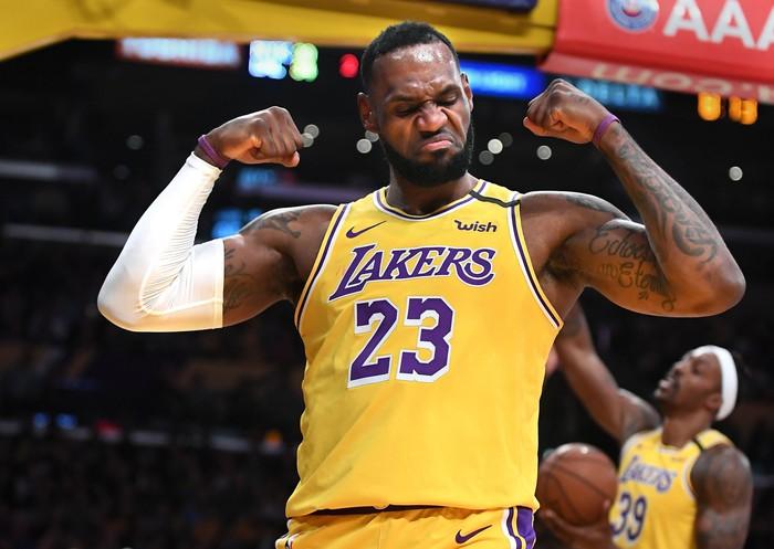 """LeBron James: """"Tài năng trẻ"""" đã chịu đầu hàng trước tuổi già? - Ảnh 2."""