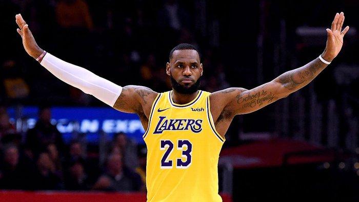"""LeBron James: """"Tài năng trẻ"""" đã chịu đầu hàng trước tuổi già? - Ảnh 4."""