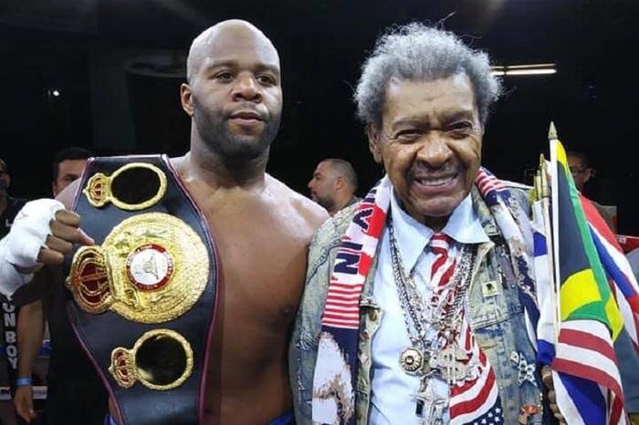"""""""Tay đấm thép"""" Mike Tyson nhận được lời mời tranh đai thế giới từ đối thủ trẻ hơn 23 tuổi - Ảnh 1."""