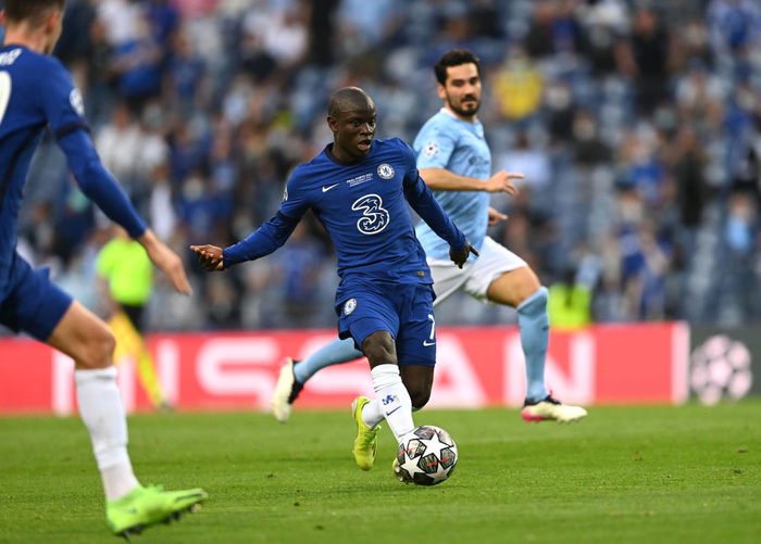 Chấm điểm cầu thủ Chelsea vs Man City: Đỉnh cao Kai Havertz và Kante - Ảnh 2.