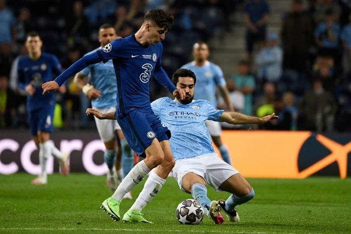 Chấm điểm cầu thủ Chelsea vs Man City: Đỉnh cao Kai Havertz và Kante - Ảnh 1.