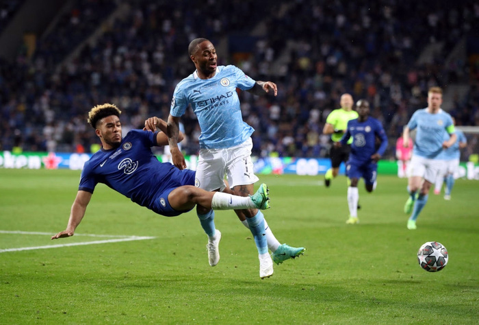 Chấm điểm cầu thủ Chelsea vs Man City: Đỉnh cao Kai Havertz và Kante - Ảnh 3.
