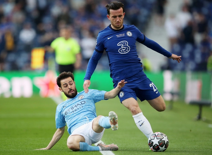 Chấm điểm cầu thủ Chelsea vs Man City: Đỉnh cao Kai Havertz và Kante - Ảnh 7.