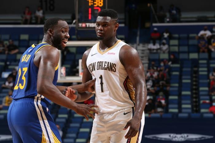 Ném 3 hơn cả đội New Orleans Pelicans cộng lại, Stephen Curry đưa Golden State Warriors đến chiến thắng 15 điểm - Ảnh 1.