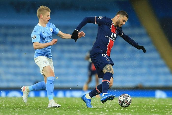 Manchester City vượt qua PSG để tiến vào chung kết bằng cú đúp của Mahrez - Ảnh 3.