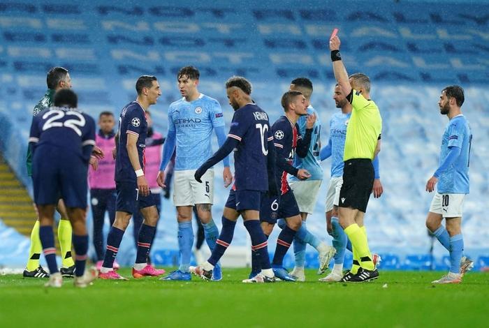 Manchester City vượt qua PSG để tiến vào chung kết bằng cú đúp của Mahrez - Ảnh 6.