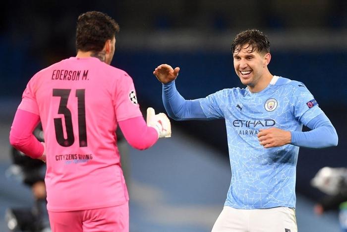 Manchester City vượt qua PSG để tiến vào chung kết bằng cú đúp của Mahrez - Ảnh 8.