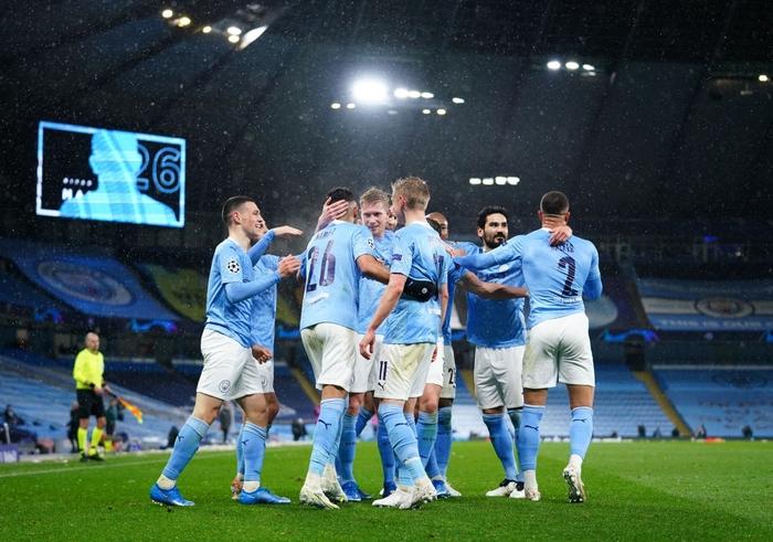 Man City làm được điều cả MU và Liverpool đều chưa từng chạm tới ở Champions League - ảnh 1