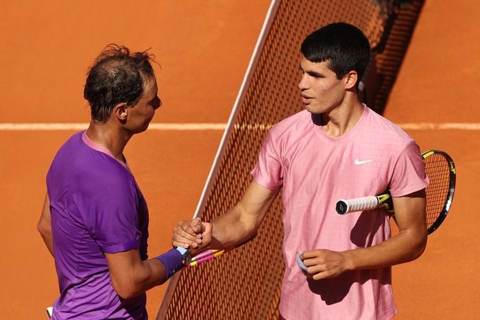 Nadal ra quân thần tốc tại Madrid Open - Ảnh 1.