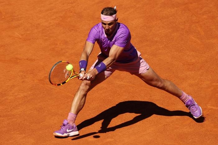 Nadal ra quân thần tốc tại Madrid Open - Ảnh 4.