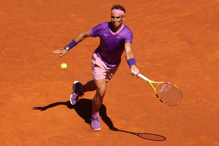 Nadal ra quân thần tốc tại Madrid Open - Ảnh 5.