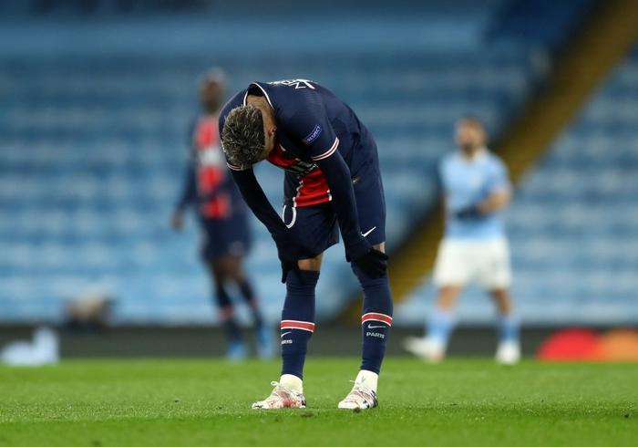 Neymar cùng đồng đội suy sụp sau thất bại ở bán kết Champions League - ảnh 3