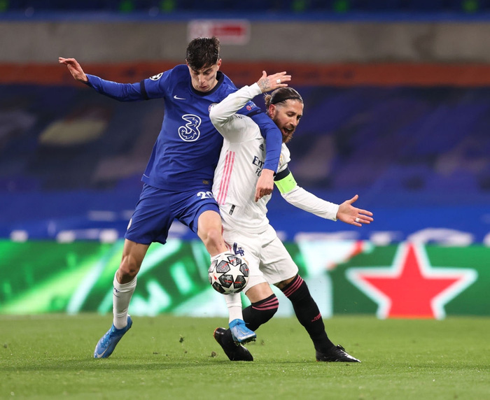Đè bẹp Real Madrid, Chelsea đối đầu Man City ở chung kết Champions League - Ảnh 1.