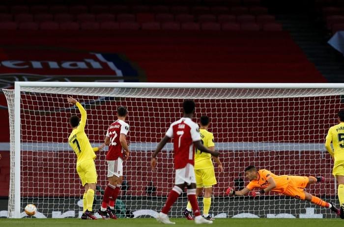 Arsenal cay đắng nói lời chia tay Europa League, lỡ hẹn đại chiến với MU - Ảnh 2.
