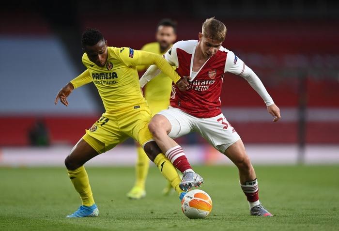 Arsenal cay đắng nói lời chia tay Europa League, lỡ hẹn đại chiến với MU - Ảnh 3.