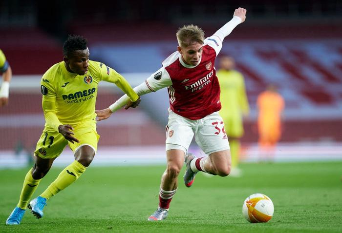 Arsenal cay đắng nói lời chia tay Europa League, lỡ hẹn đại chiến với MU - Ảnh 4.