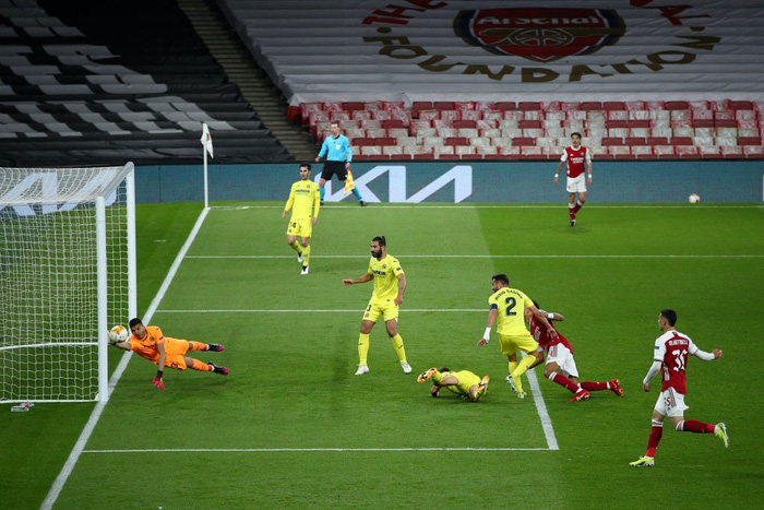 Arsenal cay đắng nói lời chia tay Europa League, lỡ hẹn đại chiến với MU - Ảnh 5.