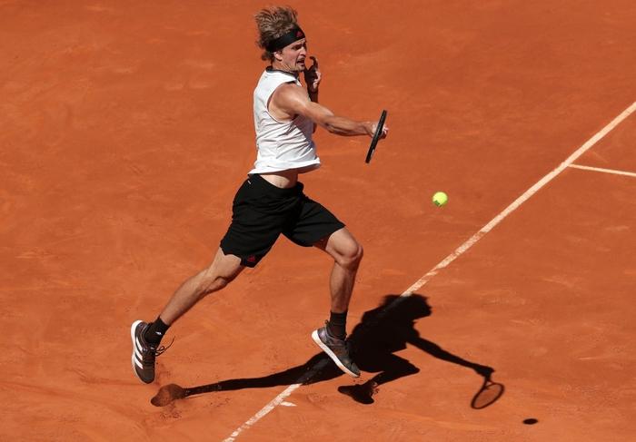 Nadal bị loại sớm ở Madrid Open - Ảnh 4.