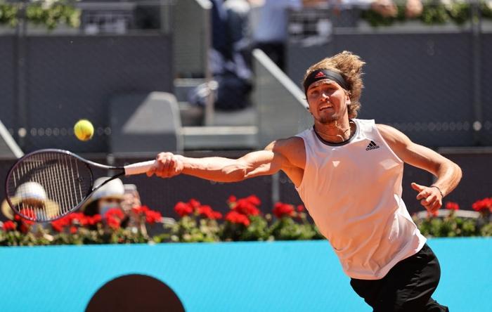 Nadal bị loại sớm ở Madrid Open - Ảnh 5.