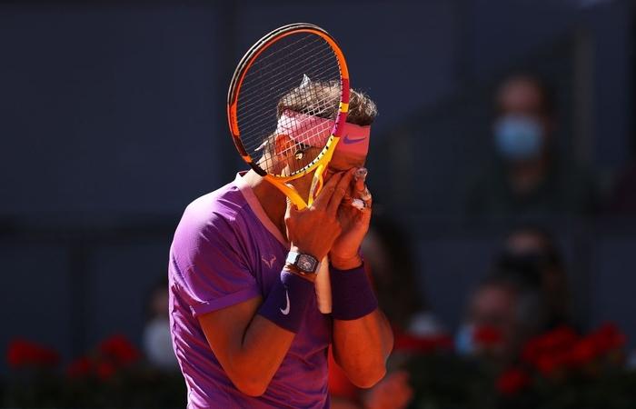 Nadal bị loại sớm ở Madrid Open - Ảnh 6.