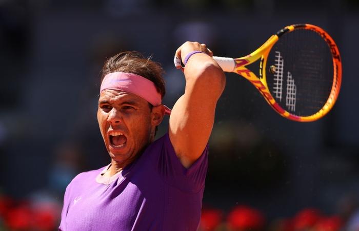 Nadal bị loại sớm ở Madrid Open - Ảnh 3.