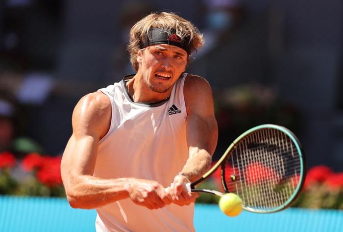 Nadal bị loại sớm ở Madrid Open - Ảnh 8.