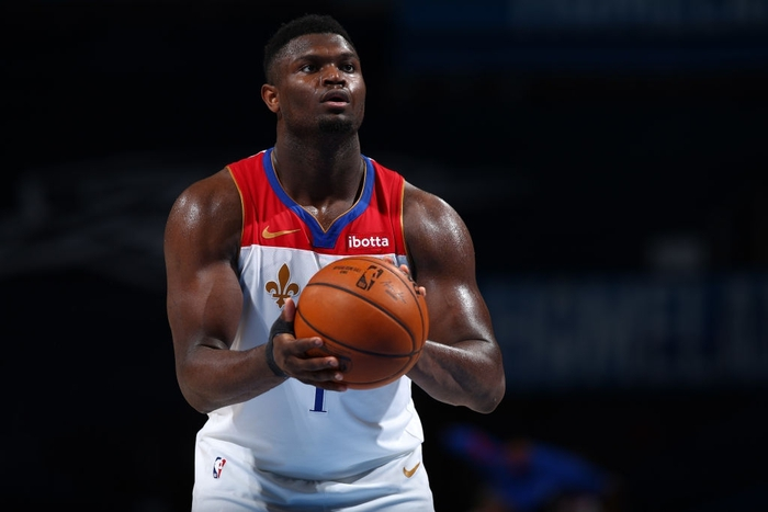 Zion Williamson nghỉ đấu vô thời hạn: New Orleans Pelicans trách trọng tài NBA vì chấn thương - Ảnh 1.