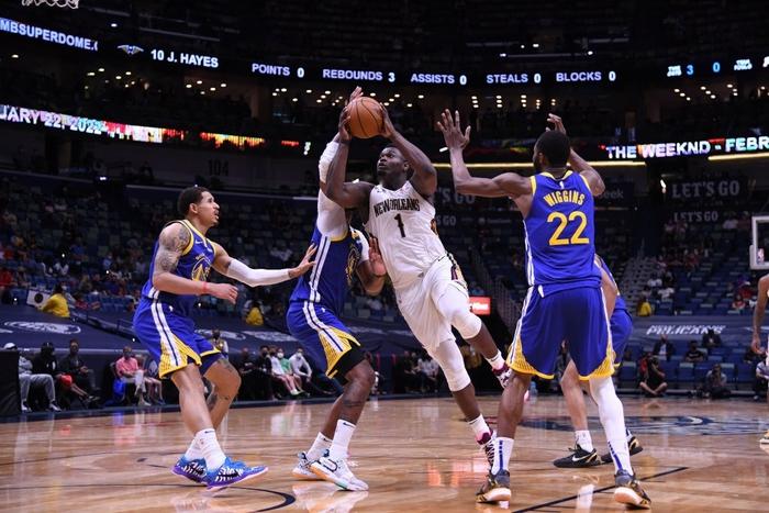 Zion Williamson nghỉ đấu vô thời hạn: New Orleans Pelicans trách trọng tài NBA vì chấn thương - Ảnh 2.