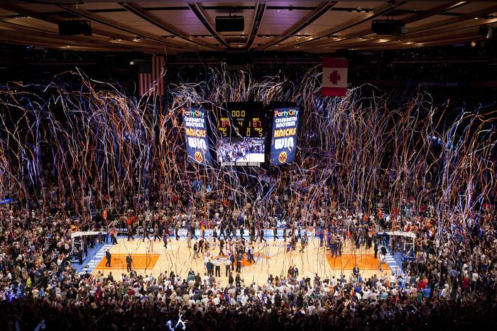 Không phải Lakers hay Warriors, New York Knicks mới chính là đội bóng đắt giá nhất tại NBA - Ảnh 2.