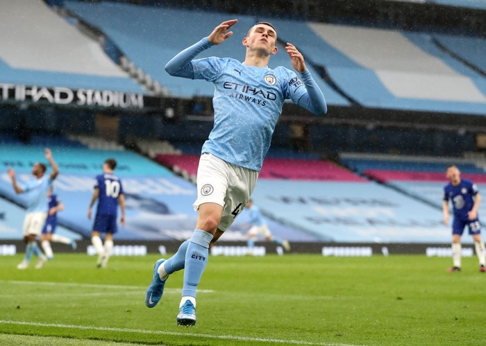 Aguero đá hỏng phạt đền, Man City thua ngược Chelsea - Ảnh 8.