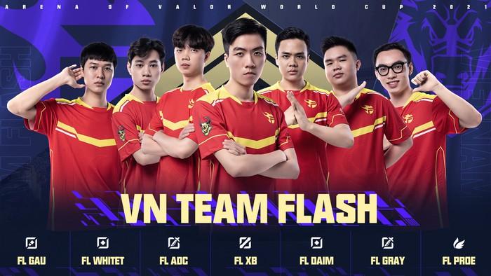 FL.XB trổ tài họa sĩ, vẽ lại hồi ức vỡ òa với chức vô địch AWC 2019 ngay tại Việt Nam - Ảnh 5.