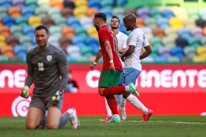 Ronaldo nổ súng trở lại, Bồ Đào Nha thắng dễ trong trận giao hữu cuối cùng - Ảnh 3.